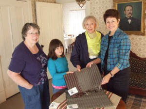 Volunteerism at the Hoover Minthorn House Museum
